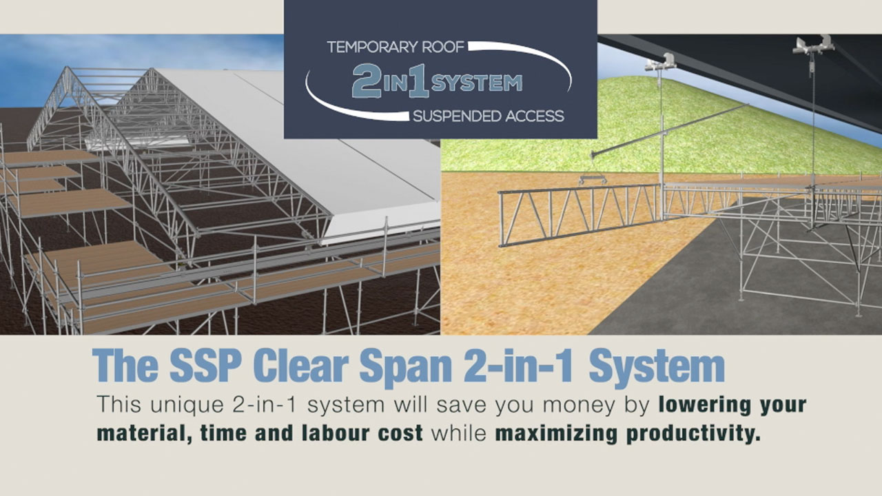 CLEARSPAN SYSTEMS FEATURES AND BENEFITS